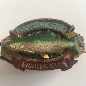 Fishing Club Trinket Holder!